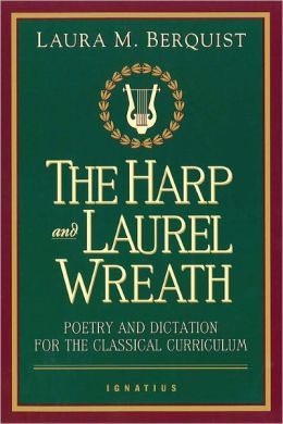 The Harp and Laurel Wreath