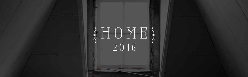 2016 Conference: A Contemplation of Home