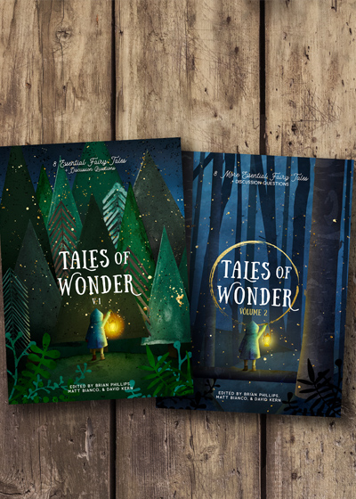 Tales of Wonder Volume 1+2 Bundle