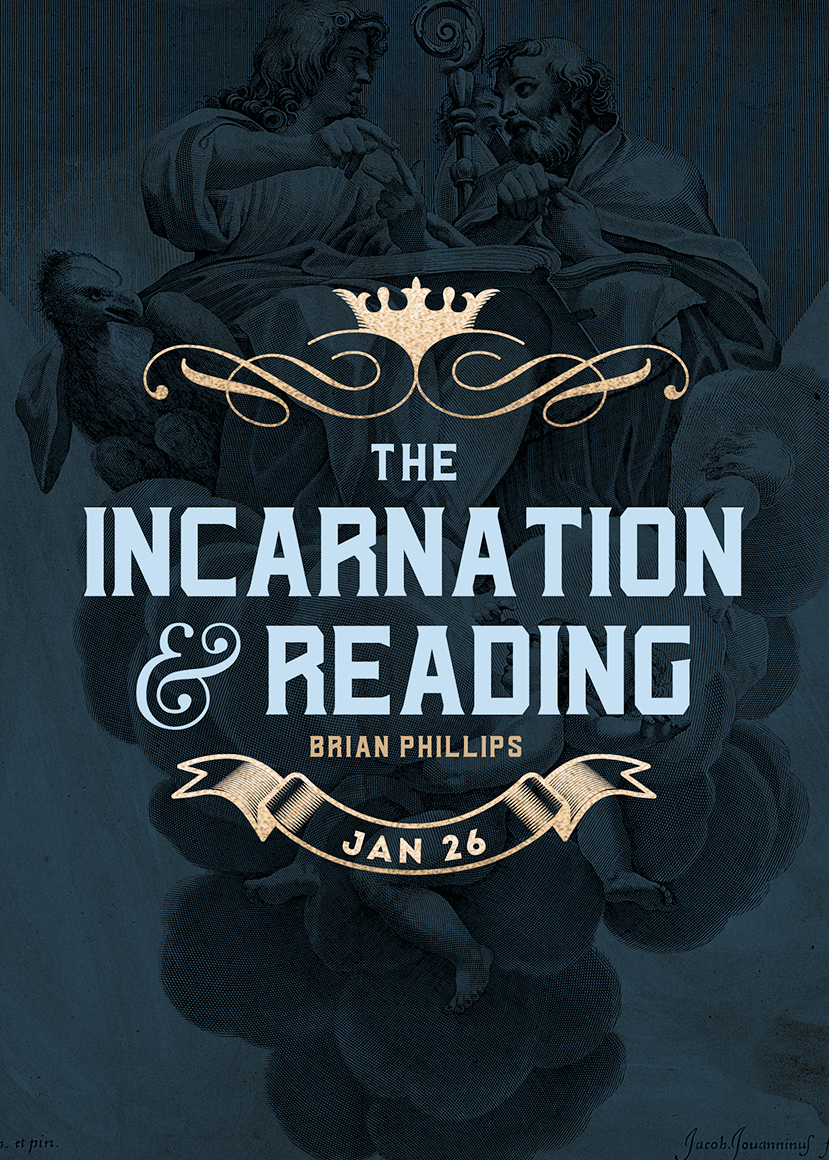 The Incarnation & Reading - Recording