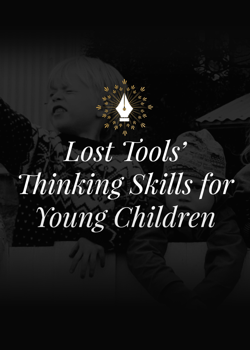 LTW Thinking Skills for Young Children - Recording