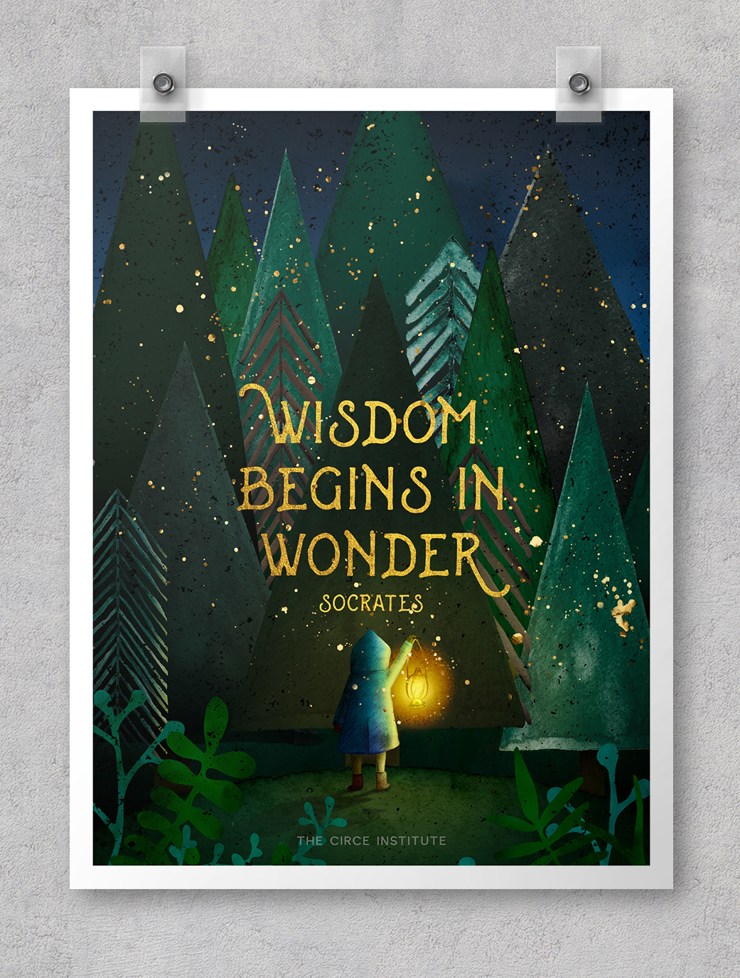 Tales of Wonder Poster 1