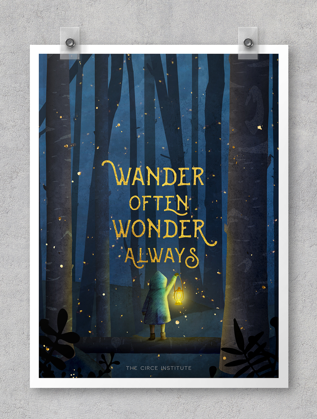 Tales of Wonder Poster 2