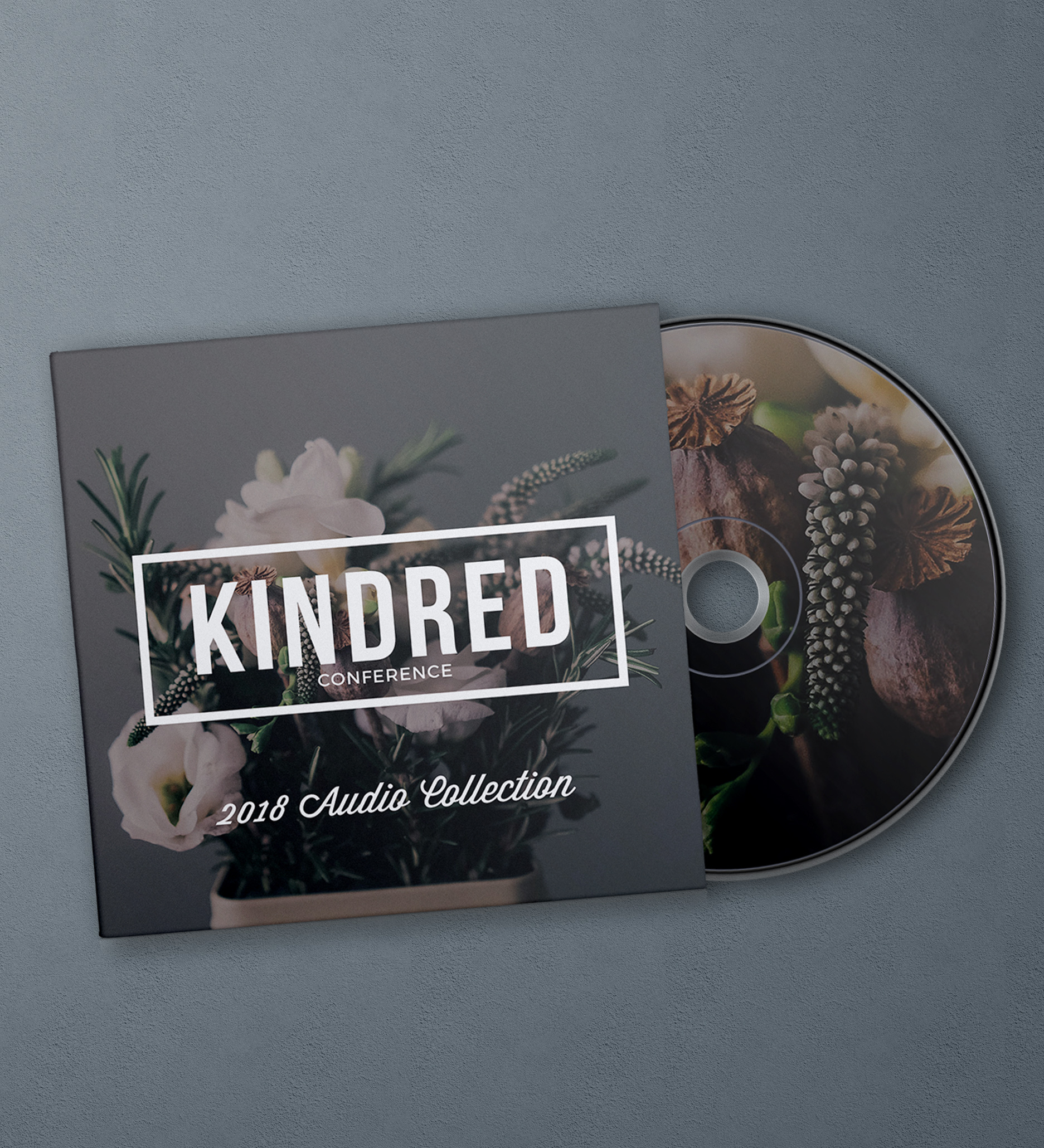 2018 Kindred Conference Audio Collection (Disc)