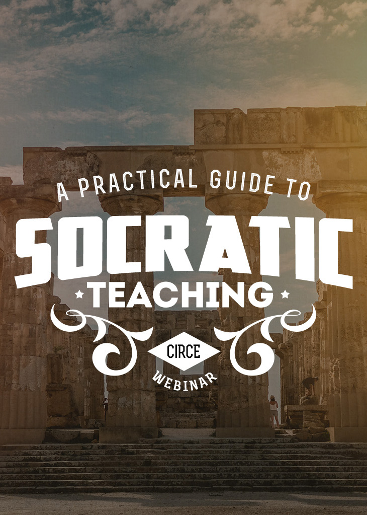 A Practical Guide to Socratic Teaching - Webinar Recording