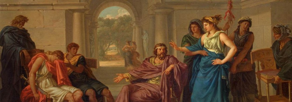 essay on telemachus Encouraged, telemachus effectively makes his case against the suitors and asks  them to desist silence falls across the gathering as most of the men seem.