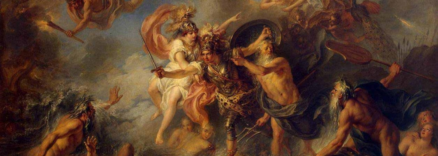 redemtive vilonce in the odyssey by homer essay Free essay: redemptive violence in the odyssey hayden robinson the myth of redemptive violence is one that is told throughout history it is one in which.