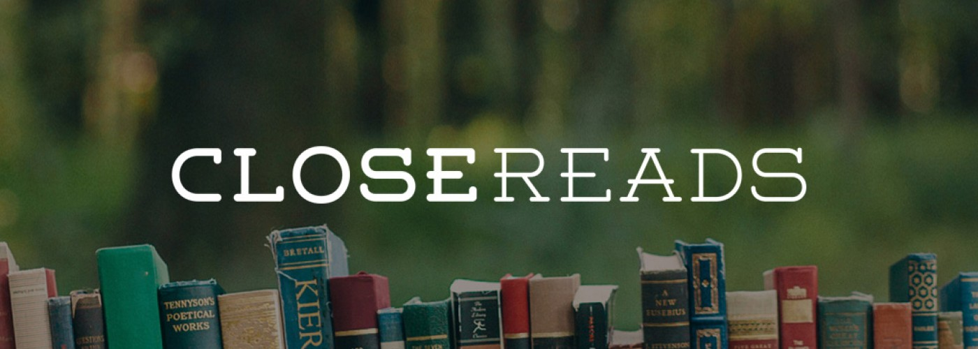 Close Reads #13: Jayber Crow, Chapter 23