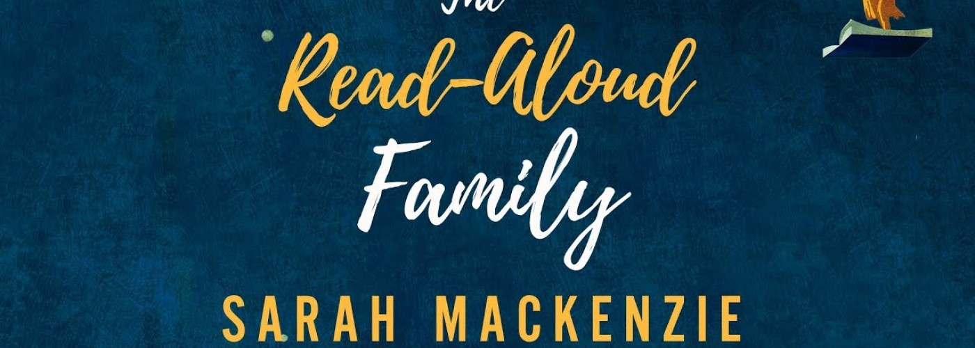 FORMA: Sarah Mackenzie on her new book, choosing books for kids, and much more