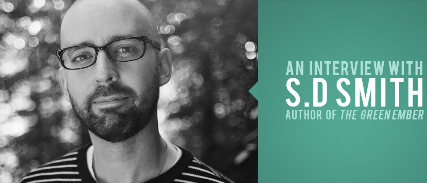 Quiddity #63: S.D. Smith, author of The Green Ember, on writing books for children